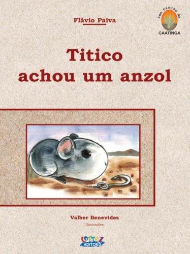 Titico achou um anzol, livro de PAIVA, FLAVIO