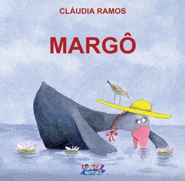 Margô, livro de Cláudia Ramos