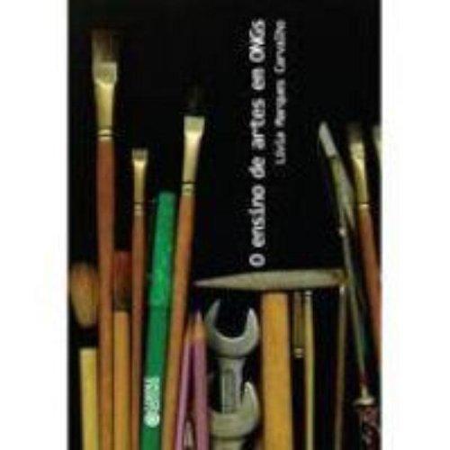 Ensino de artes em ONGs, O, livro de CARVALHO, LIVIA MARQUES