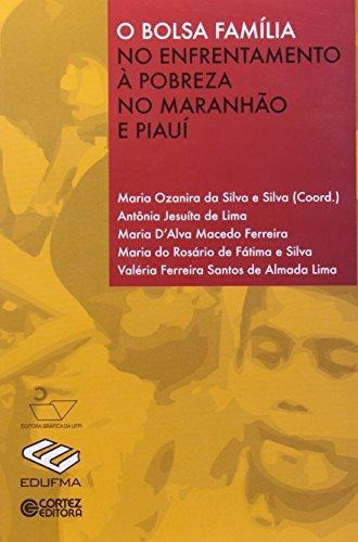 BOLSA FAMILIA - NO ENFRENTAMENTO A POBREZA DO MARANHAO E PIAUI, livro de SILVA, MARIA OZANIRA DA SILVA