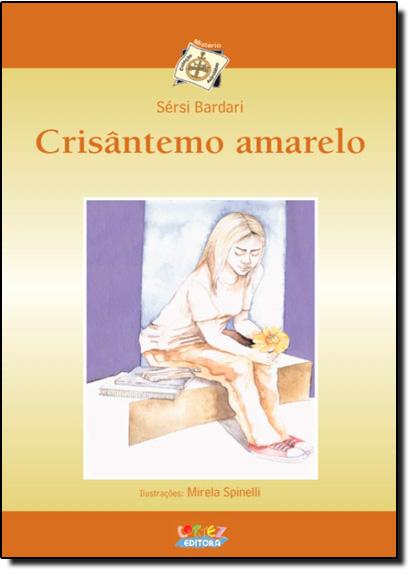 CRISANTEMO AMARELO, livro de BARDARI