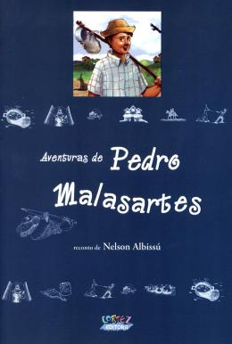 Aventuras de Pedro Malasartes, livro de Nelson Albissú