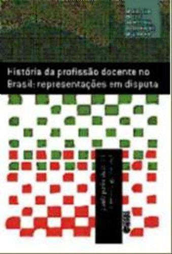 História da profissão docente no Brasil - representações em disputa, livro de VICENTINI, PAULA PERIN ; LUGLI, ROSARIO