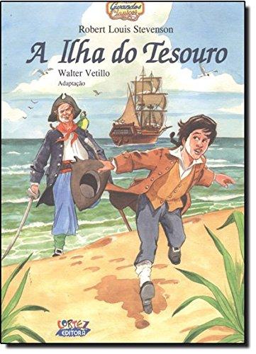 Ilha do tesouro, A, livro de Eduardo Vetillo