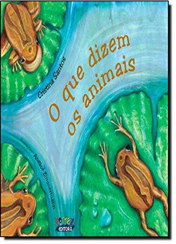 O que dizem os animais, livro de Anelise Zimmermann
