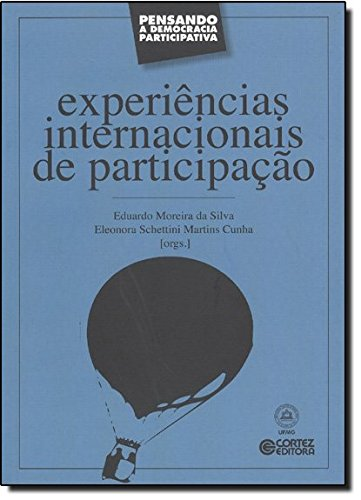 Experiências internacionais de participação, livro de Eduardo Moreira da Silva