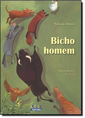 Bicho homem, livro de Márcia Misawa