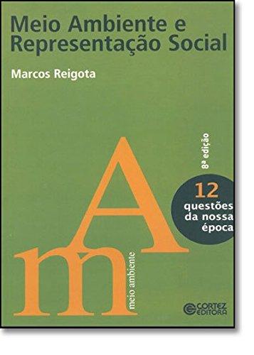 Meio ambiente e representação social, livro de Marcos Reigota