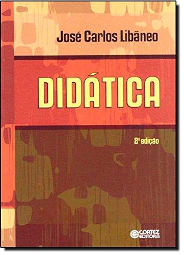 Didática, livro de José Carlos Libâneo