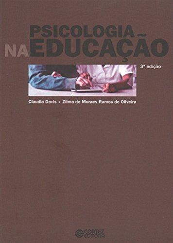 Psicologia na educação, livro de DAVIS, CLAUDIA