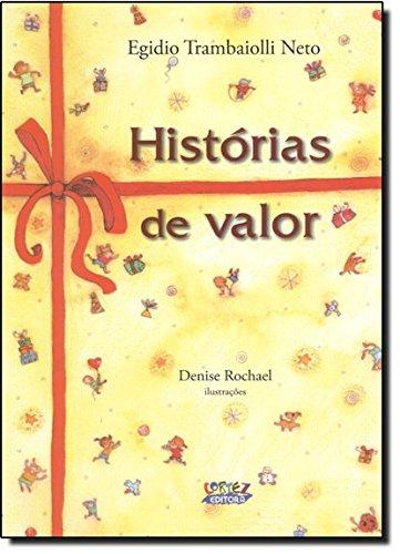 Histórias de valor, livro de TRAMBAIOLLI NETTO, EGIDIO