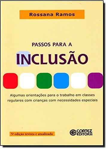 Passos para a inclusão, livro de Rossana Ramos