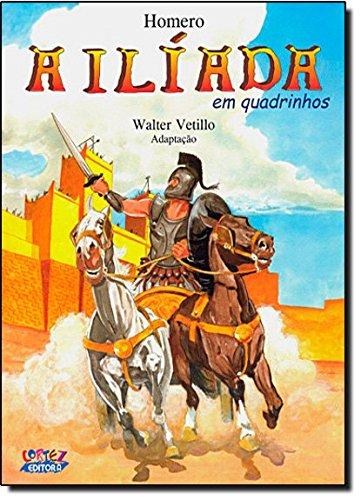 Ilíada, A (em quadrinhos), livro de Homero