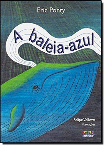 A Baleia-Azul, livro de Eric Ponty