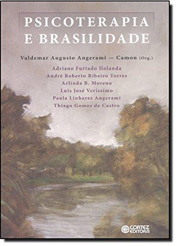 Psicoterapia e brasilidade, livro de Valdemar Augusto Angerami-Camon