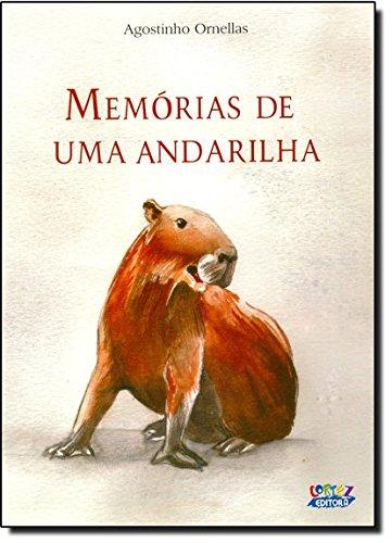 Memórias de uma andarilha, livro de Agostinho Ornellas