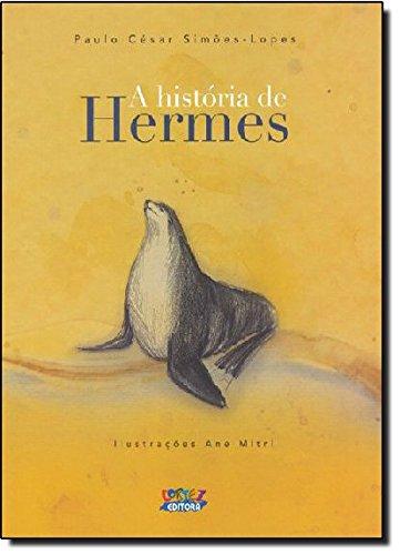 História de Hermes, A, livro de Ane Mitri