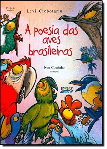 Poesia das aves brasileiras, A, livro de Ivan Coutinho