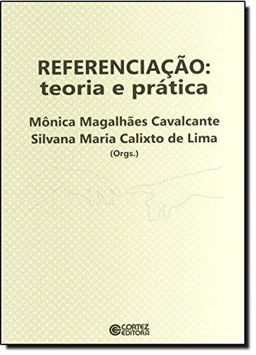 Referenciação - teoria e prática, livro de Mônica Magalhães Cavalcante
