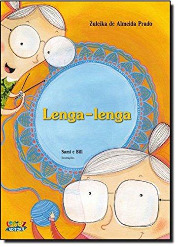 Lenga-lenga, livro de Zuleika de Almeida Prado