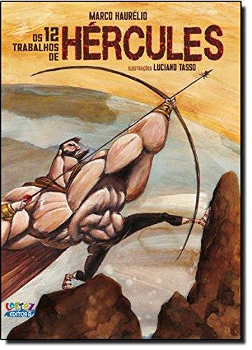 12 trabalhos de Hércules, Os, livro de Luciano Tasso