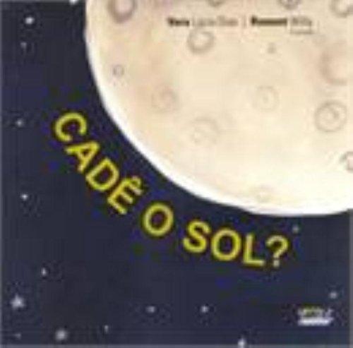 Cadê o sol?, livro de Vera Lucia Dias