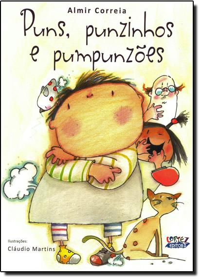 Puns, punzinhos e pumpunzões, livro de Almir Correia