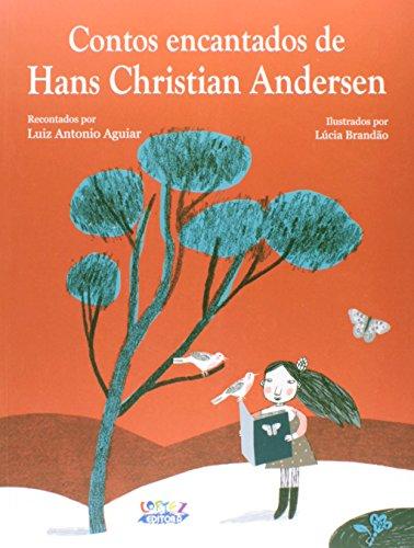 Contos encantados de Hans Christian Andersen, livro de Lúcia Brandão