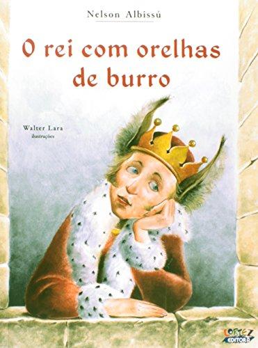 Rei com orelhas de burro, O, livro de Nelson Albissú