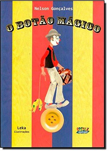 Botão mágico, O, livro de Nelson Gonçalves