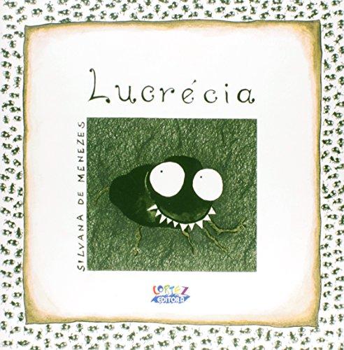 Lucrécia, livro de Silvana de Menezes
