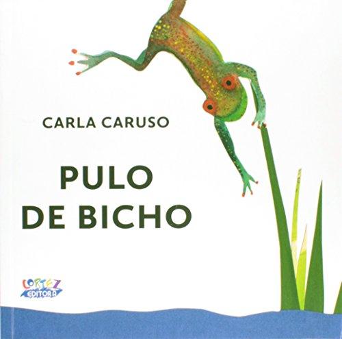Pulo de bicho, livro de Carla Caruso