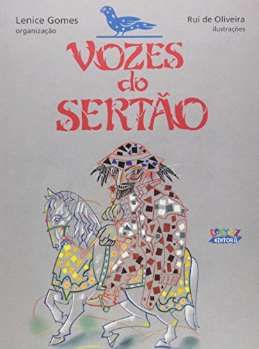 Vozes do sertão, livro de Lenice Gomes