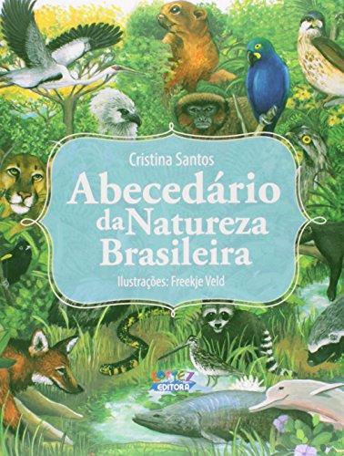 Abecedário da Natureza Brasileira, livro de Cristina Santos
