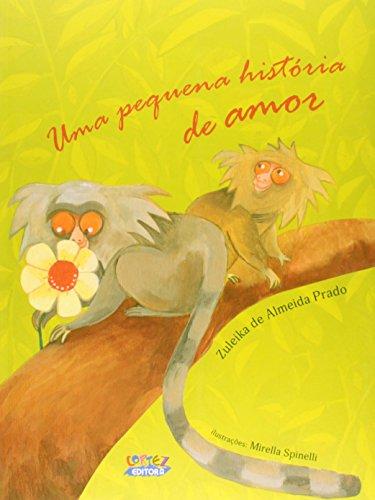 Pequena história de amor, uma, livro de Mirella Spinelli