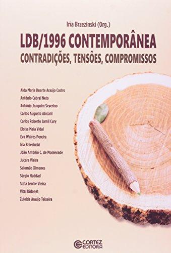 LDB/1996 Contemporânea - contradições, tensões, compromissos, livro de Iria Brzezinski
