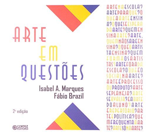 Arte em questões, livro de Isabel A. Marques
