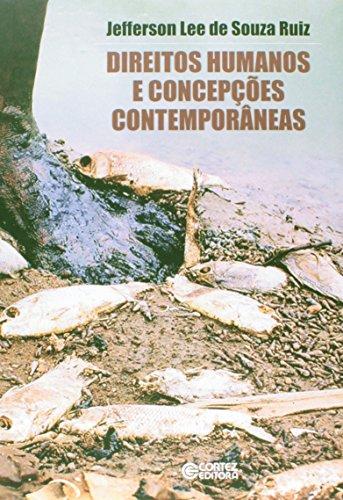 Direitos humanos e concepções contemporâneas, livro de Jefferson Lee de Souza Ruiz
