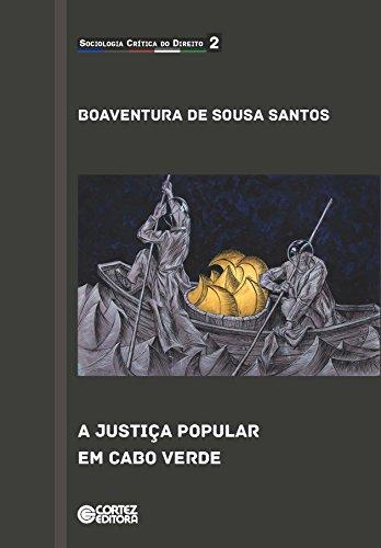 Justiça popular em Cabo Verde, A, livro de Boaventura de Sousa Santos
