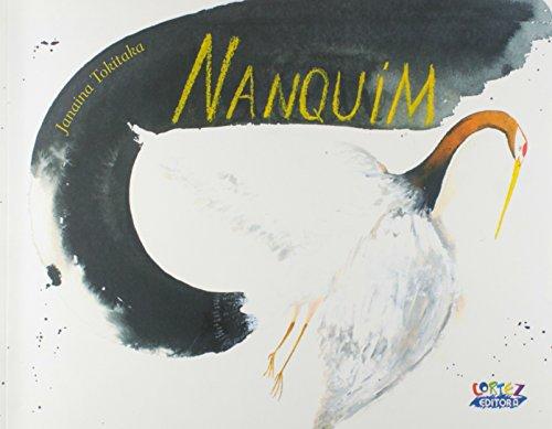 Nanquim, livro de Janaina Tokitaka