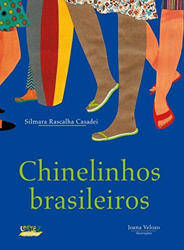 Chinelinhos brasileiros, livro de Silmara Rascalha Casadei
