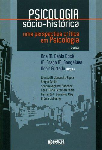 Psicologia sócio-histórica: uma perspectiva crítica em Psicologia, livro de Vários Autores