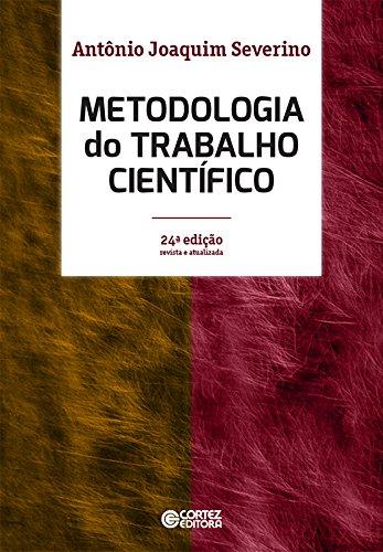 Metodologia do trabalho científico, livro de Antônio Joaquim Severino