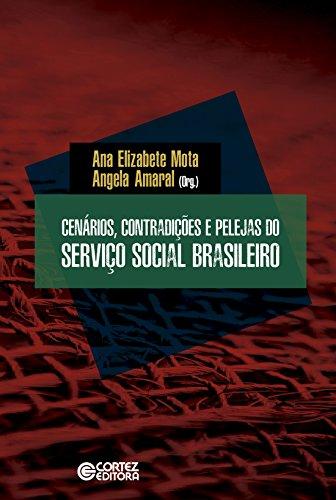 Cenários, contradições e pelejas do Serviço Social Brasileiro, livro de Vários Autores