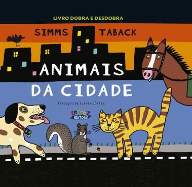 Animais da cidade, livro de Simms Taback