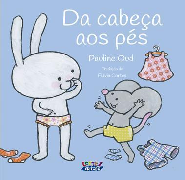 Da cabeça aos pés, livro de Pauline Oud