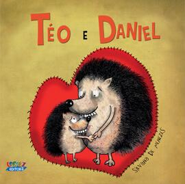Téo e Daniel, livro de Silvana de Menezes