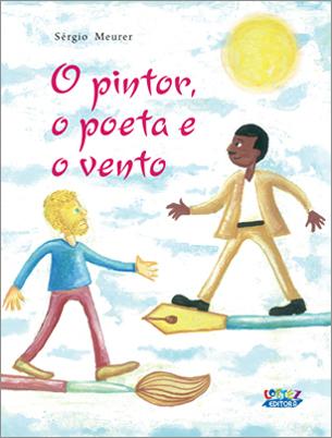 O pintor, o poeta e o vento, livro de Sérgio Meurer