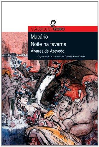 Macário/Noite na taverna, livro de Álvares de Azevedo