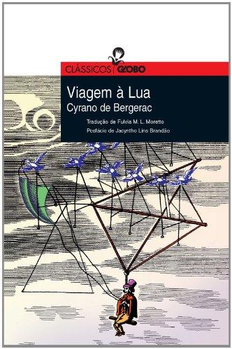 Viagem à Lua, livro de Cyrano de Bergerac